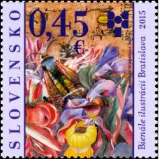 592 - Bienále ilustrácií Bratislava 2015