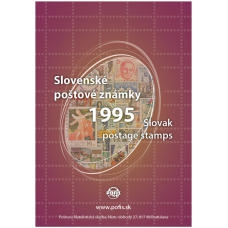 Ročník známok 1995