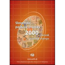 Ročník známok 2000