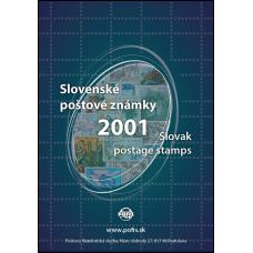 Ročník známok 2001