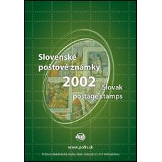 Ročník známok 2002