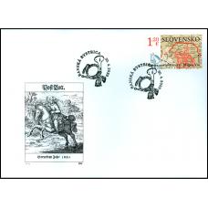 711 - EUROPA 2020: Dávne poštové trasy – Magna Via