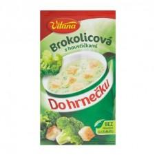 brokolicová do hrnčeka