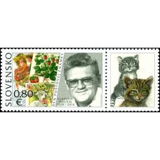 Známka - Deň poštovej známky: Vladimír Machaj (1929 – 2016)