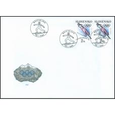 26 - XVII. zimné olympijské hry Lillehammer ´94