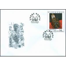 102 - Umenie - Endre Nemes: Barokové kreslo