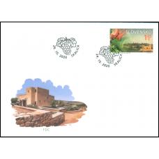 FDC 726 - Spoločné vydanie s Maltou: Vinohradníctvo na Malte