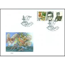 FDC 729 - Deň poštovej známky: Vladimír Machaj (1929 – 2016)