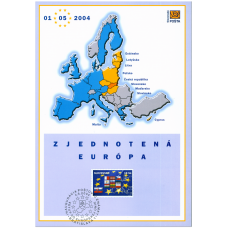 Pamätný list č. 11 - Vstup do Európskej únie