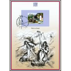 Pamätný list č. 14 - Pltníci na Dunajci