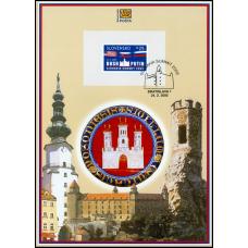 Pamätný list č. 16 - Slovakia Summit 2005