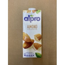alpro almond