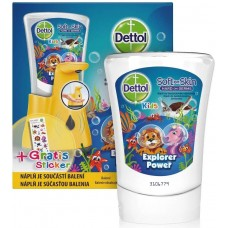 Dettol Kids Zoo Dobrodruh 250 ml
