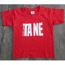 "Kristína - detské tričko ""TA NE"""