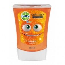 Dettol Kids náplň do bezdotykového dávkovača mydla Zabávač 250 ml