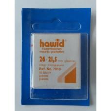 Hawidky číre 26x21,5