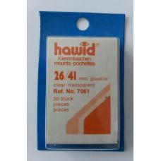 Hawidky číre 26x41