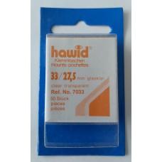 Hawidky číre 33x27,50