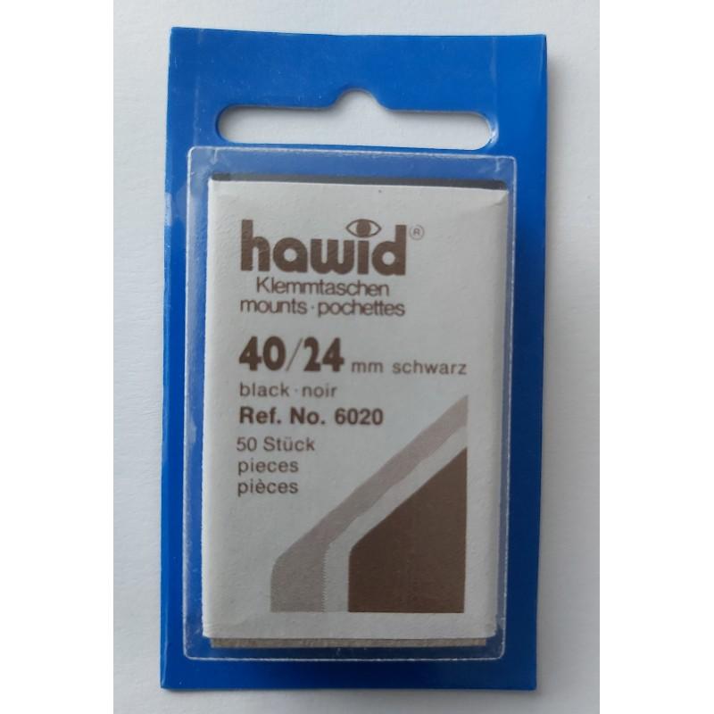 Hawidky čierne 40x24