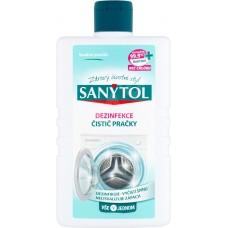 SANYTOL čistič práčky dezinfekcia 250ml