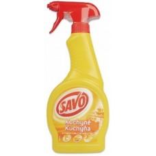 SAVO Kuchyňa tekutý čistič rozprašovač 500 ml