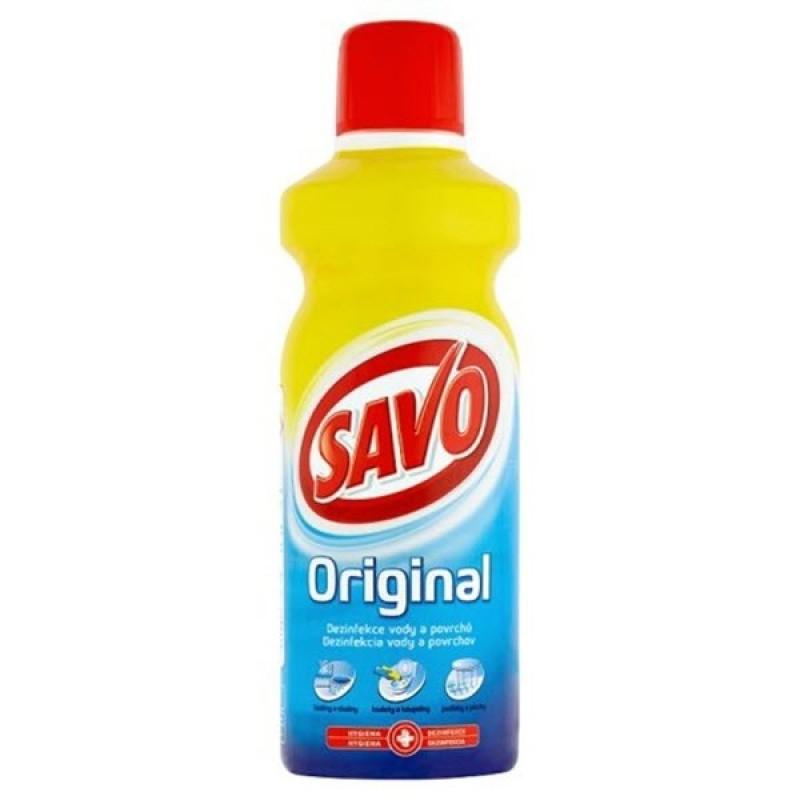 Savo Original dezinfekčný prostriedok 1 l