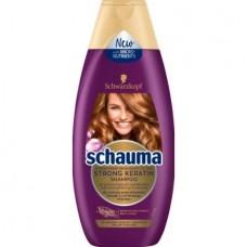 Schauma Keratin Strong šampón 400ml