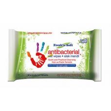 Fresh N Soft antibakteriálne vlhčené obrúsky