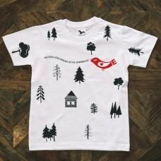 Kristína - detské tričko Horehronie