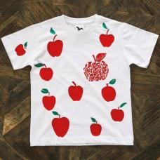 Kristína - detské tričko Jabĺčko