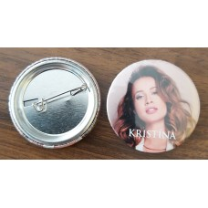 Kristína - odznak