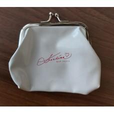Kristína - peňaženka pre dieťa (biela)