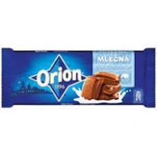 čokoláda mliečna