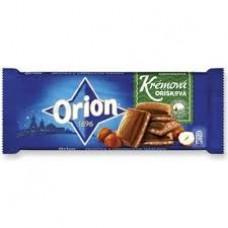 čokoláda oriešková