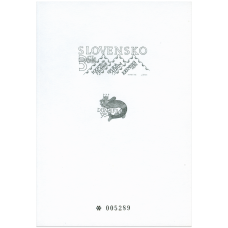 Príležitostná tlač č. 9 - 100. výročie organizovanej filatelie na Slovensku
