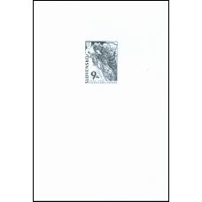 Príležitostná tlač č. 20 - Svetový rok Slovákov, s reliéfnou tlačou štátneho znaku